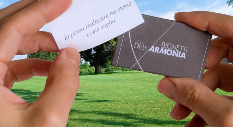 Biglietti dell'Armonia - Mauro Turrini