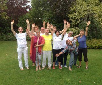 Il Seminario di Formazione allo Yoga della Risata